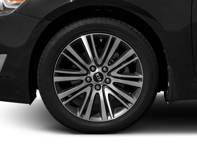 2016 Kia Cadenza Pictures Cadenza Sedan 4D V6 photos wheel