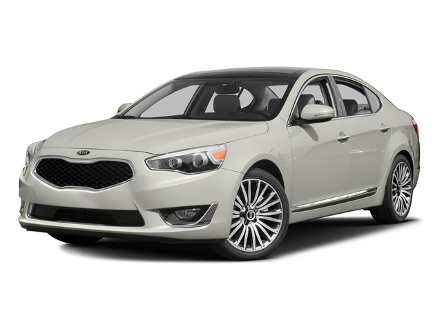 2016 Kia Cadenza Prices and Values Sedan 4D Premium V6 side front view