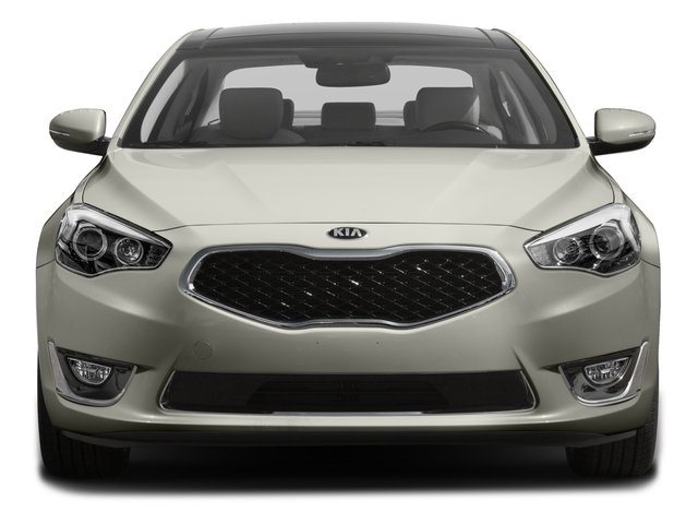 2016 Kia Cadenza Prices and Values Sedan 4D Premium V6 front view