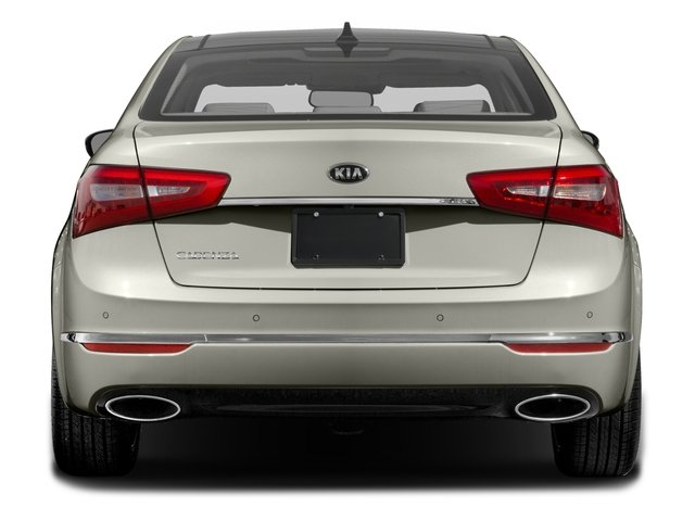 2016 Kia Cadenza Prices and Values Sedan 4D Premium V6 rear view