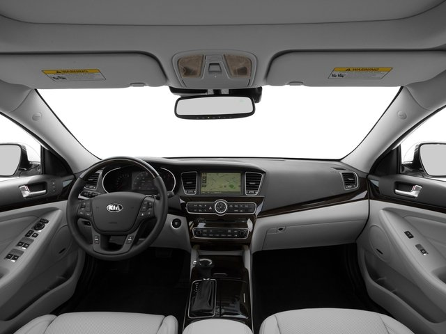 2016 Kia Cadenza Prices and Values Sedan 4D Premium V6 full dashboard