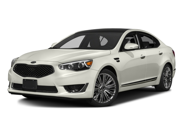2016 Kia Cadenza Pictures Cadenza Sedan 4D Limited V6 photos side front view