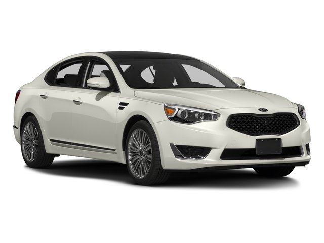 2016 Kia Cadenza Prices and Values Sedan 4D Limited V6 side front view