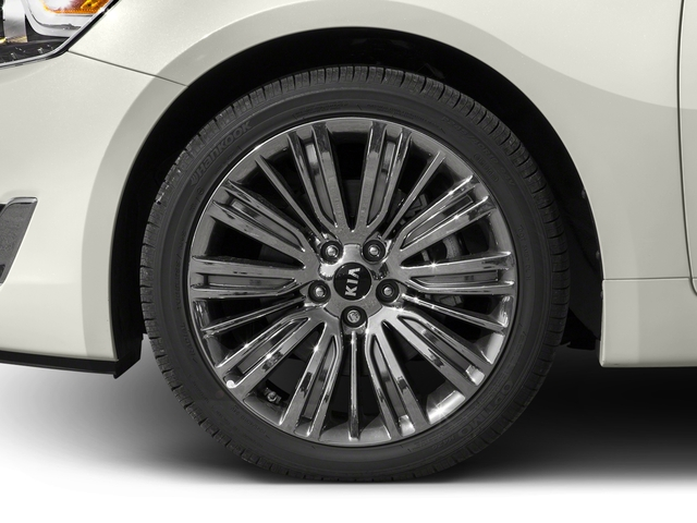 2016 Kia Cadenza Pictures Cadenza Sedan 4D Limited V6 photos wheel