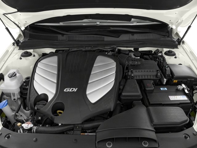 2016 Kia Cadenza Pictures Cadenza Sedan 4D Limited V6 photos engine