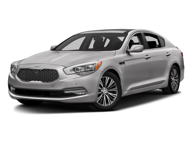 2016 Kia K900 Prices and Values Sedan 4D Premium V6 side front view