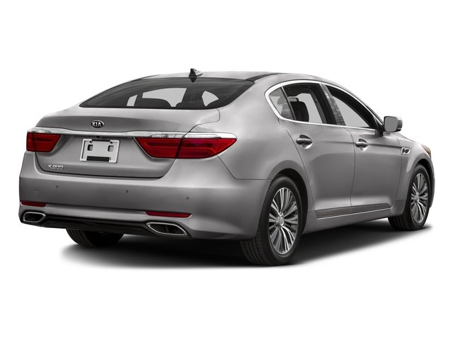 2016 Kia K900 Prices and Values Sedan 4D Premium V6 side rear view