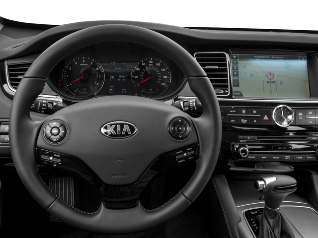 2016 Kia K900 Prices and Values Sedan 4D Premium V6 driver's dashboard