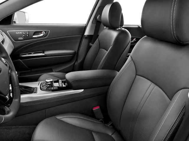 2016 Kia K900 Prices and Values Sedan 4D Premium V6 front seat interior