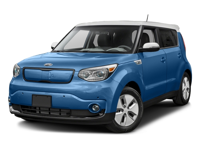 2016 Kia Soul EV Prices and Values Wagon 4D EV + Electric side front view