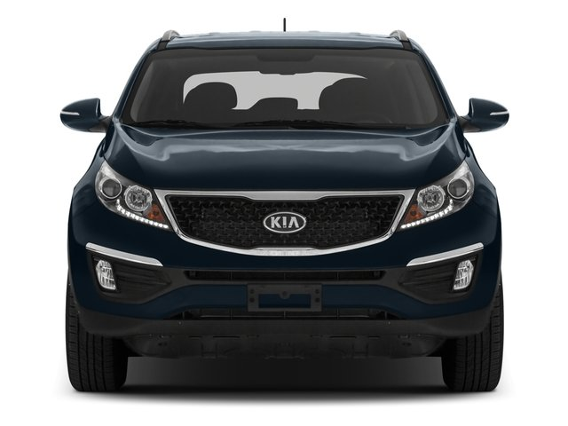 2016 Kia Sportage Prices and Values Utility 4D EX AWD I4 front view