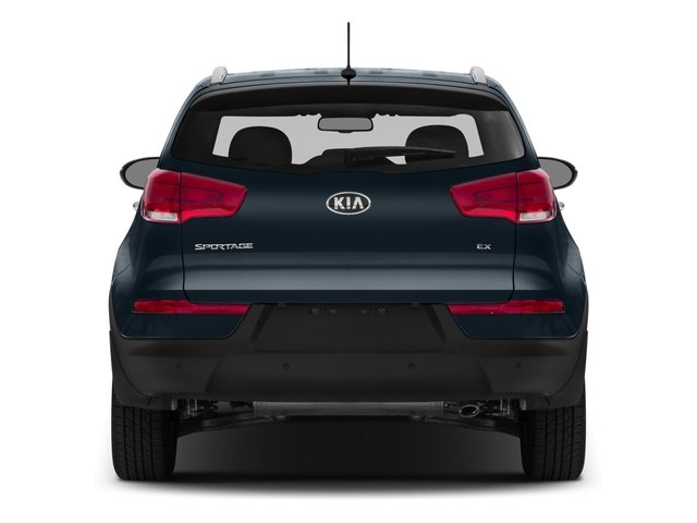 2016 Kia Sportage Prices and Values Utility 4D SX AWD I4 Turbo rear view
