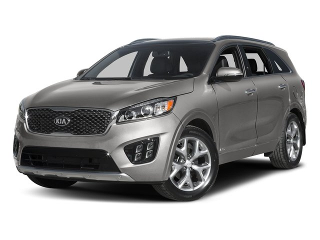 2016 Kia Sorento Prices and Values Utility 4D SX Limited 2WD V6 side front view