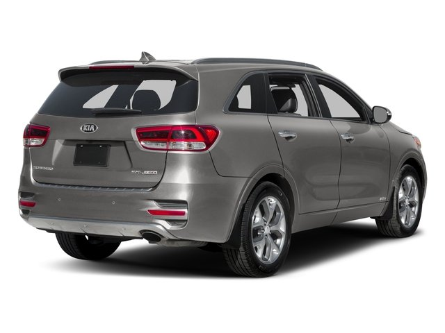2016 Kia Sorento Prices and Values Utility 4D SX Limited 2WD V6 side rear view