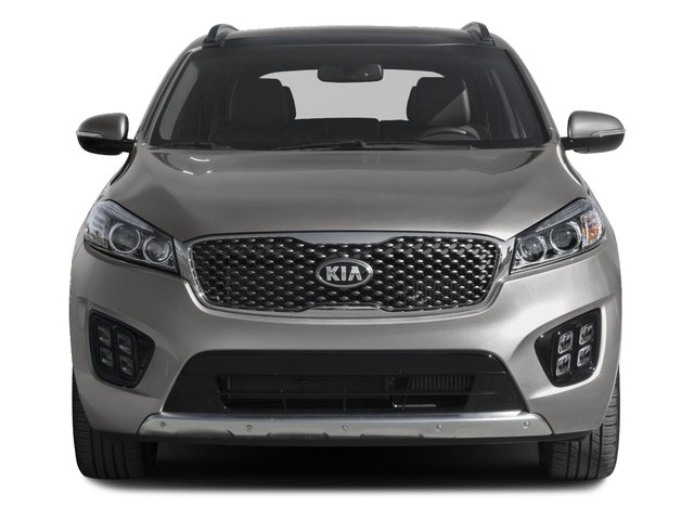 2016 Kia Sorento Prices and Values Utility 4D SX Limited 2WD V6 front view