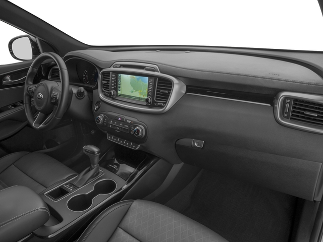 2016 Kia Sorento Prices and Values Utility 4D SX Limited 2WD V6 passenger's dashboard