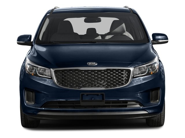 2016 Kia Sedona Pictures Sedona Wagon EX V6 photos front view