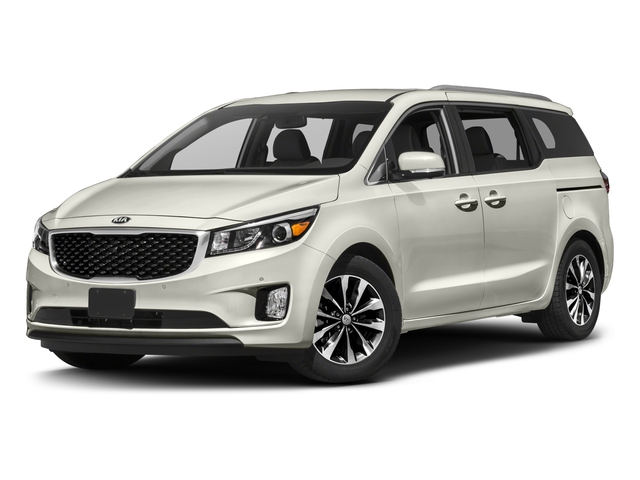 2016 Kia Sedona Prices and Values Wagon SX V6 side front view