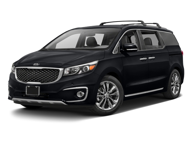2016 Kia Sedona Prices and Values Wagon SX Limited V6 side front view