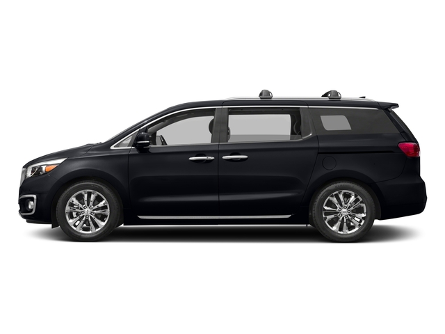 2016 Kia Sedona Prices and Values Wagon SX Limited V6 side view