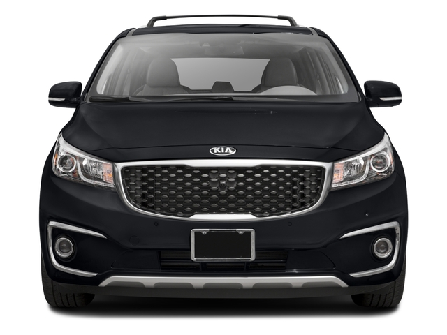 2016 Kia Sedona Prices and Values Wagon SX Limited V6 front view