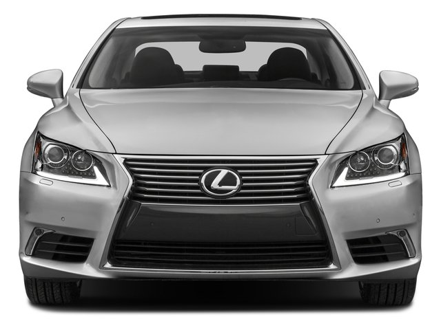 2016 Lexus LS 600h L Pictures LS 600h L Sedan 4D LS600hL AWD V8 Hybrid photos front view