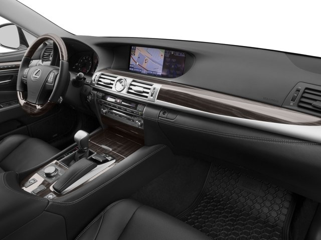 2016 Lexus LS 460 Prices and Values Sedan 4D LS460L V8 passenger's dashboard