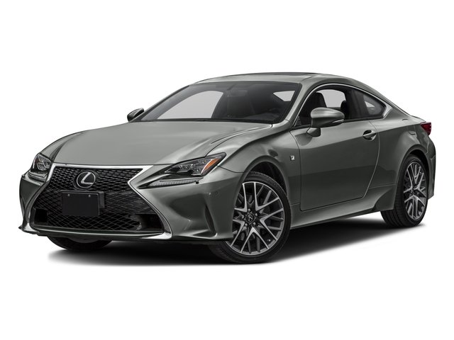 2016 Lexus RC 350 Prices and Values Coupe 2D RC350 V6