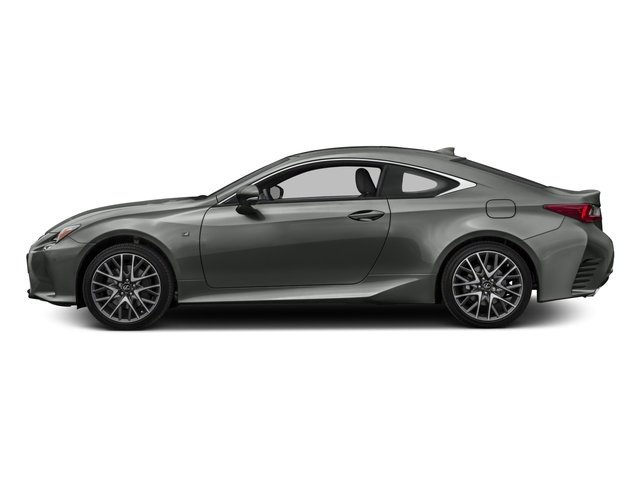 2016 Lexus RC 350 Prices and Values Coupe 2D RC350 V6 side view