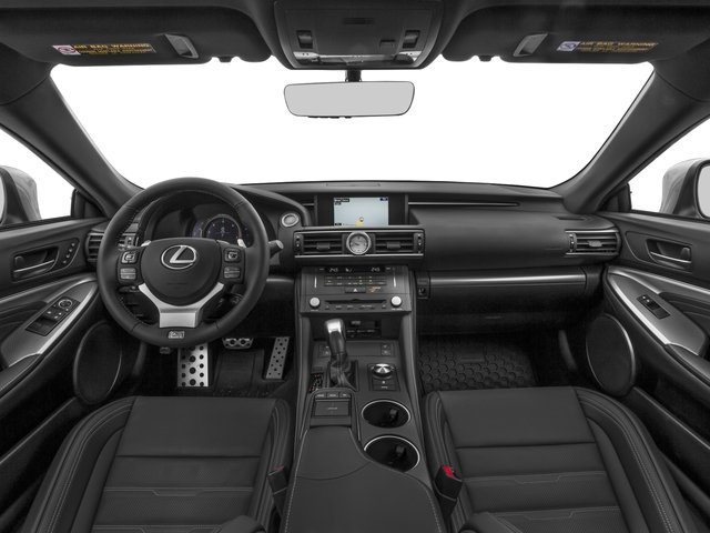 2016 Lexus RC 350 Prices and Values Coupe 2D RC350 V6 full dashboard