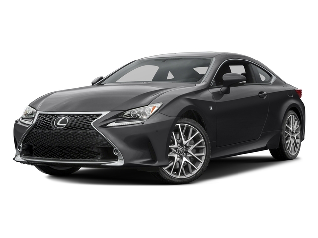 Lexus RC Coupe 2016 Coupe 2D RC300 AWD V6 - Фото 1