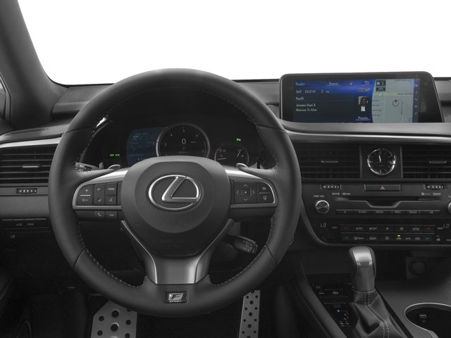 2016 Lexus RX 350 Pictures RX 350 Utility 4D AWD V6 photos driver's dashboard