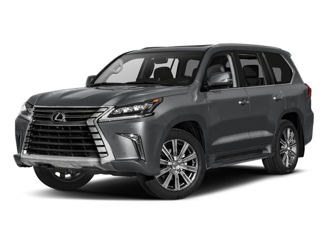 2016 Lexus LX 570 Prices and Values Utility 4D 4WD V8