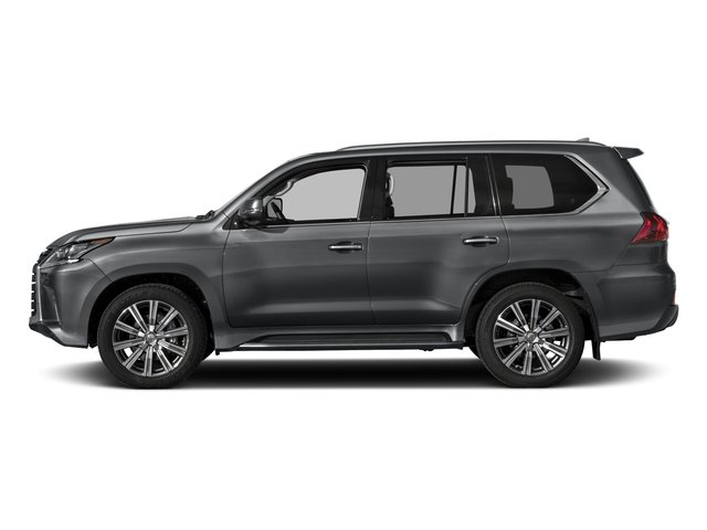 2016 Lexus LX 570 Prices and Values Utility 4D 4WD V8 side view