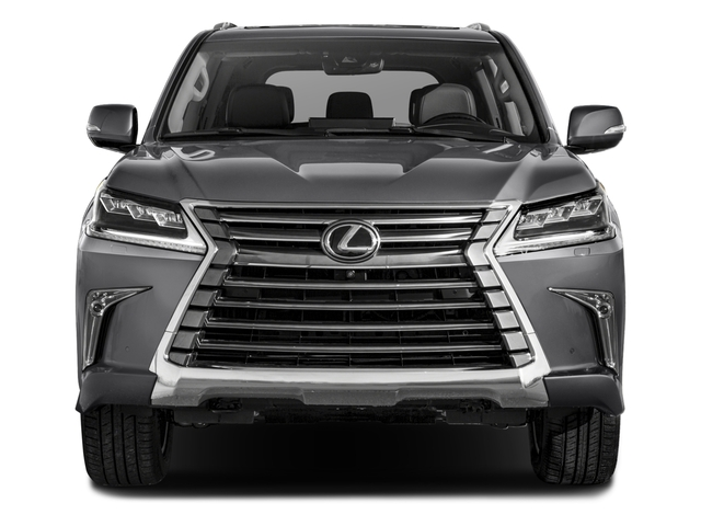 2016 Lexus Lx 570 Prices And Values Utility 4d 4wd V8 Front View