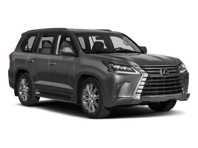 2016 Lexus LX 570 Prices and Values Utility 4D 4WD V8 side front view