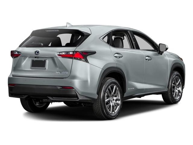 2016 Lexus NX 300h Pictures NX 300h Utility 4D NX300h AWD I4 Hybrid photos side rear view