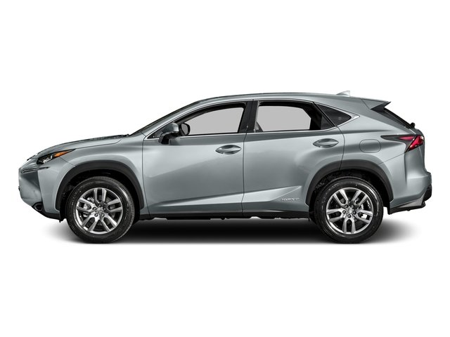 2016 Lexus NX 300h Pictures NX 300h Utility 4D NX300h AWD I4 Hybrid photos side view
