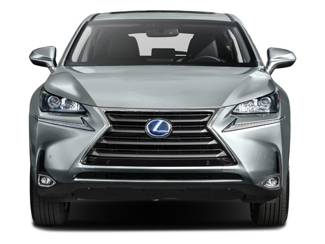 2016 Lexus NX 300h Prices and Values Utility 4D NX300h AWD I4 Hybrid front view