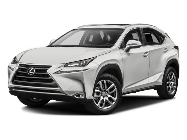 2016 Lexus NX 200t Pictures NX 200t Utility 4D NX200t 2WD I4 Turbo photos side front view