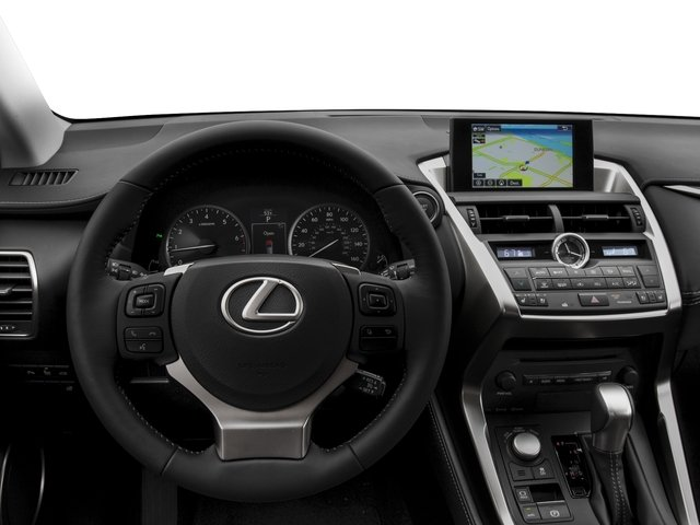 2016 Lexus NX 200t Pictures NX 200t Utility 4D NX200t 2WD I4 Turbo photos driver's dashboard