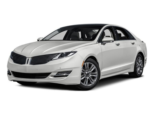 2016 Lincoln MKZ Prices and Values Sedan 4D V6