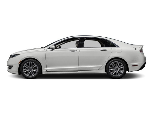 2016 Lincoln MKZ Prices and Values Sedan 4D V6 side view