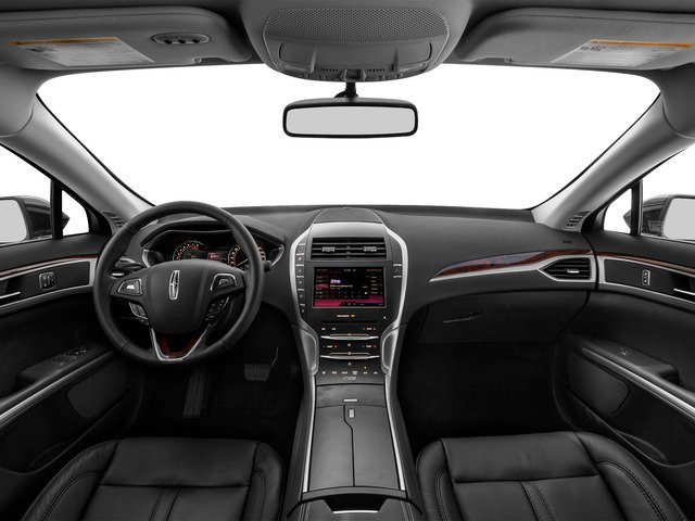 2016 Lincoln MKZ Prices and Values Sedan 4D V6 full dashboard