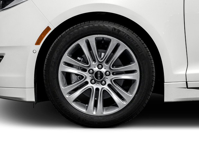 2016 Lincoln MKZ Prices and Values Sedan 4D V6 wheel