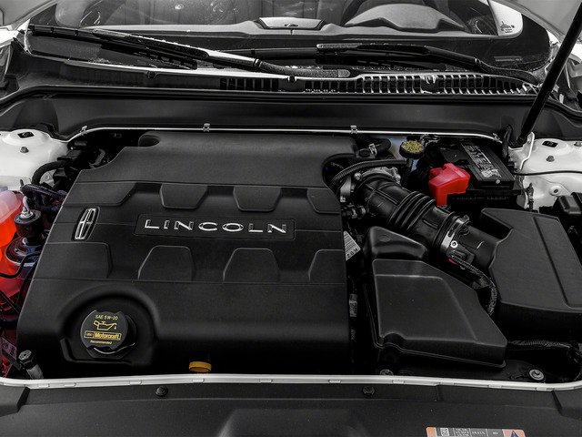 2016 Lincoln MKZ Prices and Values Sedan 4D V6 engine
