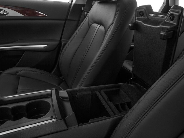 2016 Lincoln MKZ Prices and Values Sedan 4D V6 center storage console