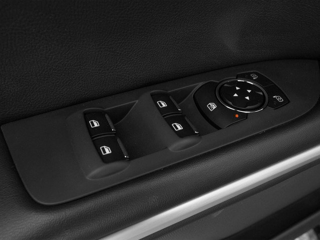2016 Lincoln MKZ Prices and Values Sedan 4D V6 driver's side interior controls