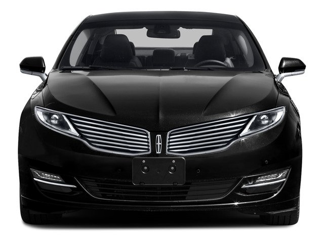 2016 Lincoln MKZ Pictures MKZ Sedan 4D Black Label I4 Hybrid photos front view
