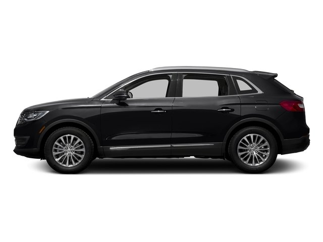 2016 Lincoln MKX Prices and Values Util 4D Black Label EcoBoost AWD V6 side view